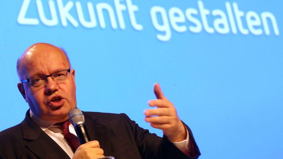 """Peter Altmaier beim Deutschen Arbeitgebertag: """"Wir sollten nicht warten, bis aus einer wirtschaftlichen Verschnaufpause eine wirkliche Rezession wird"""""""