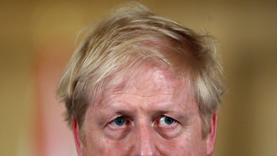 Premierminister Johnson: Kein Grund zu feiern
