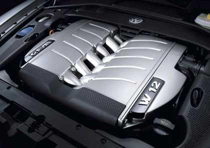 Zwölfzylinder-Motor: Fahrt soll zum Erlebnis werden