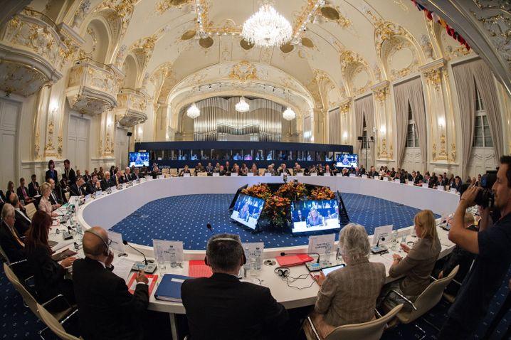 Verteidigungsministertreffen in Bratislava
