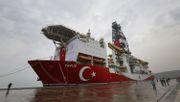 Türkei zieht Bohrschiff von Zyperns Küste zurück
