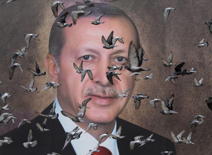 Recep Tayyip Erdogan: Die Türkei ist gespalten in Freunde und Feinde des Präsidenten
