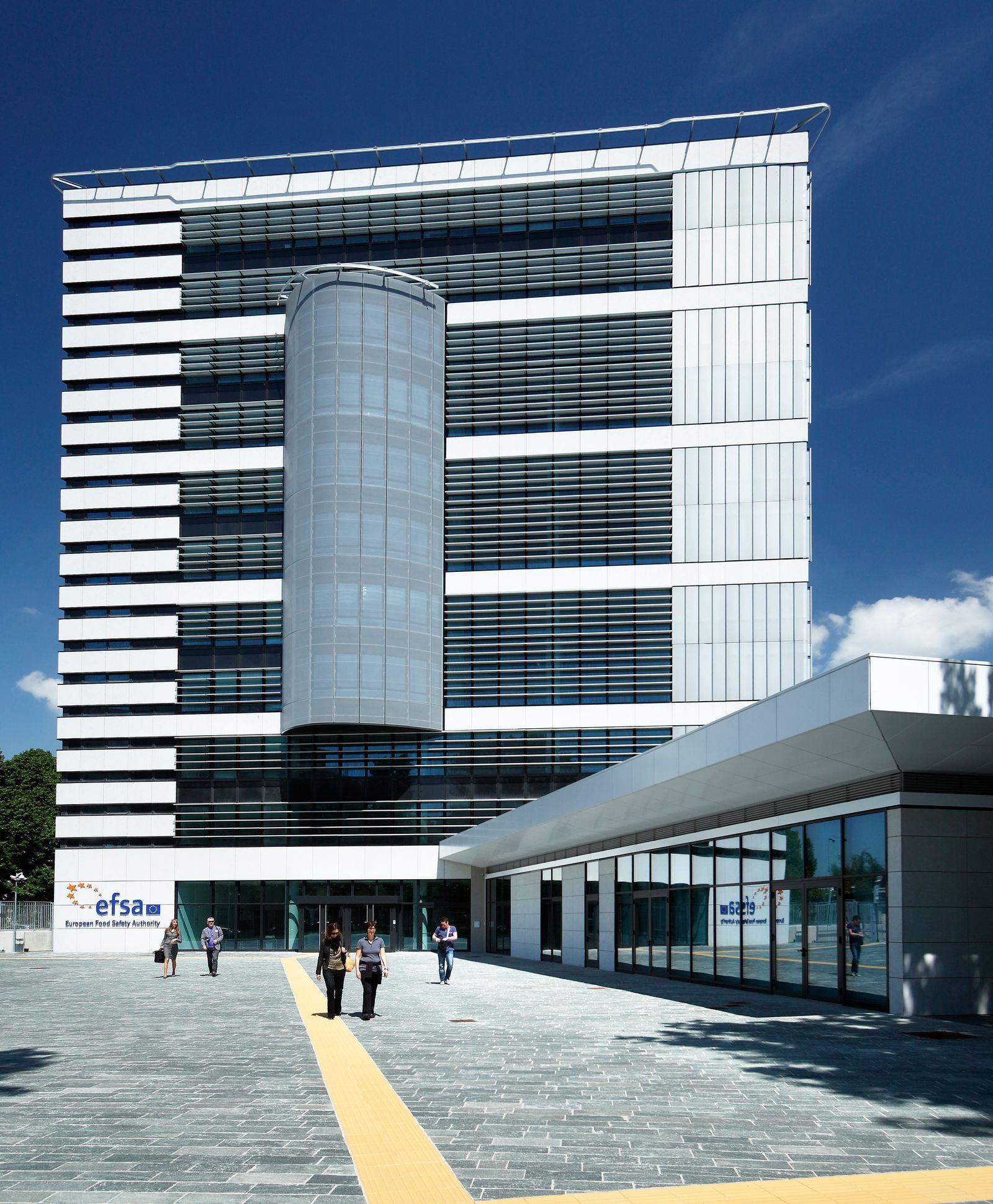 EINMALIGE VERWENDUNG EFSA / Zentrale / Parma