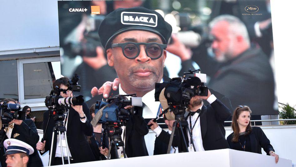 Dieses Jahr wäre er der erste schwarze Jurypräsident gewesen: US-Regisseur Spike Lee