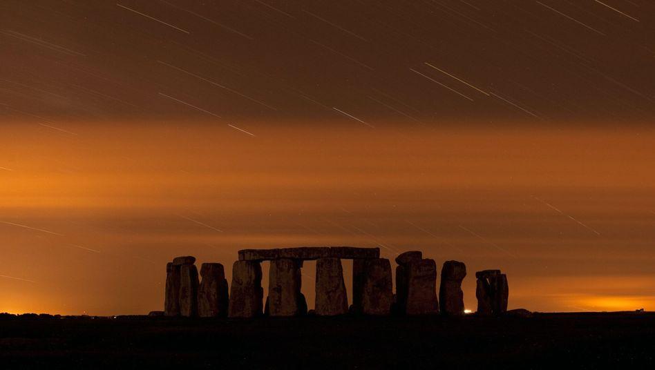 Stonehenge war in der Jungsteinzeit ein kultureller Magnet, dessen Ruf über mehrere Hundert Kilometer bekannt war
