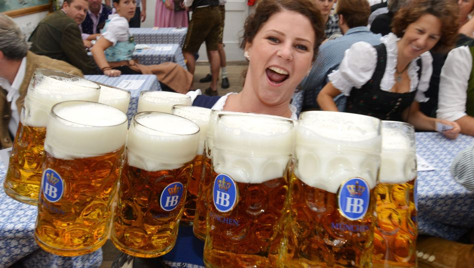 Oktoberfest-Bilanz: 6,4 Millionen Gäste trinken 6,7 Millionen Maß Bier