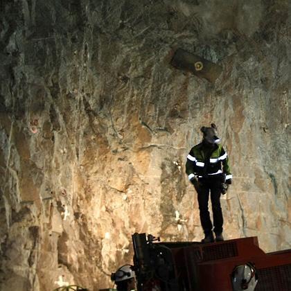 Jede Menge Kupfer: Viele der Rohstoffe, die Hightech erst möglich machen, werden ausgerechnet in den ärmsten Regionen der Welt gefunden. Hier baut Chile an der bald größten Kupfermine der Welt