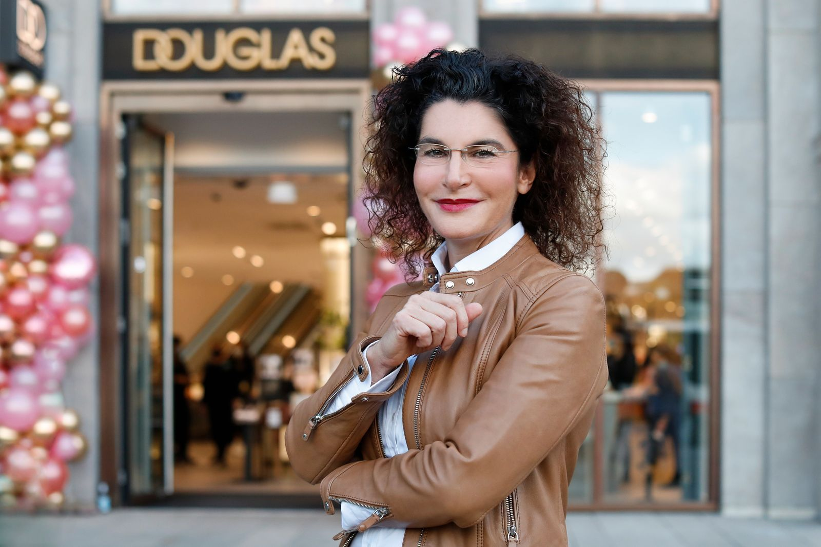 Douglas Luxury-Flagship-Store Opening In Hamburg