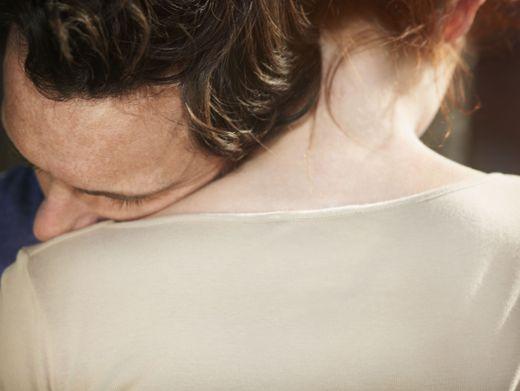 Rücken bedeutung berührung HILFE HUND
