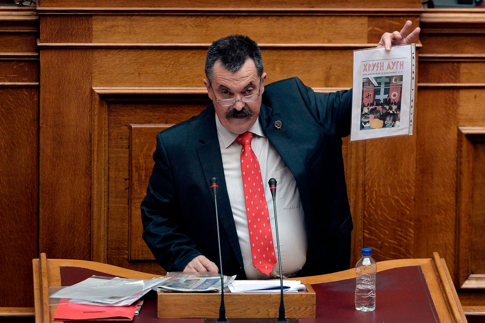 FILES-GREECE-FAR RIGHT-GOLDENDAWN-JUSTICE-TRIAL