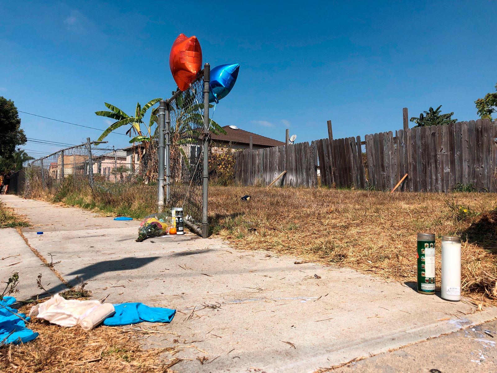 Sheriff's Deputy Shooting-Suspect Killed