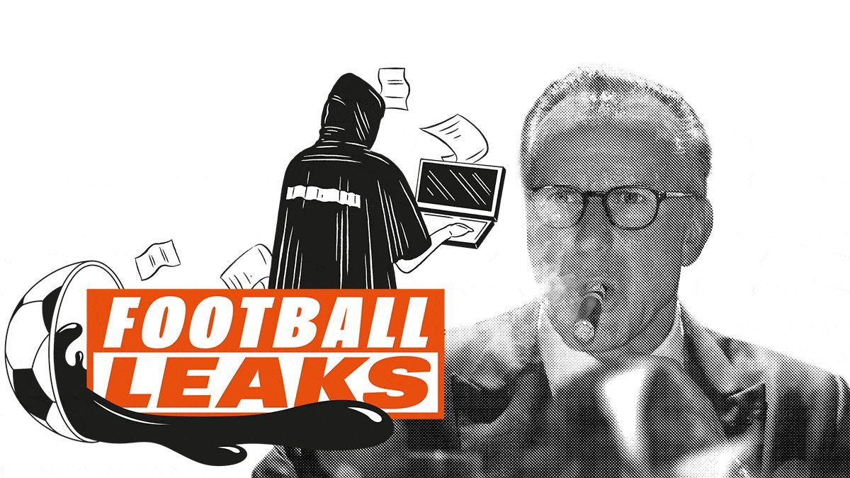 Football Leaks - Rummenigge Animation