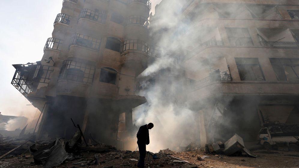 Kämpfe in Syrien: Bürgerkrieg in Aleppo