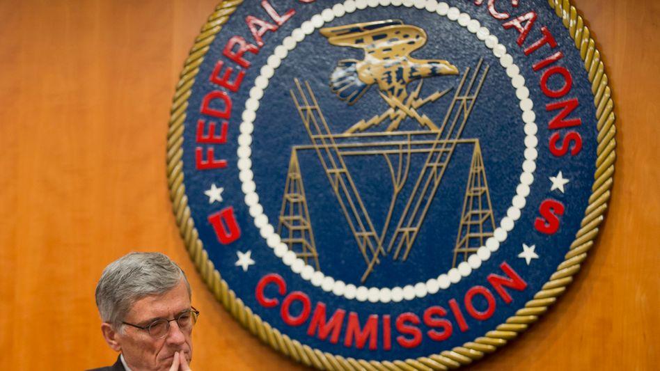 FCC-Chef Tom Wheeler: Internet ist Werkzeug für freie Meinungsäußerung