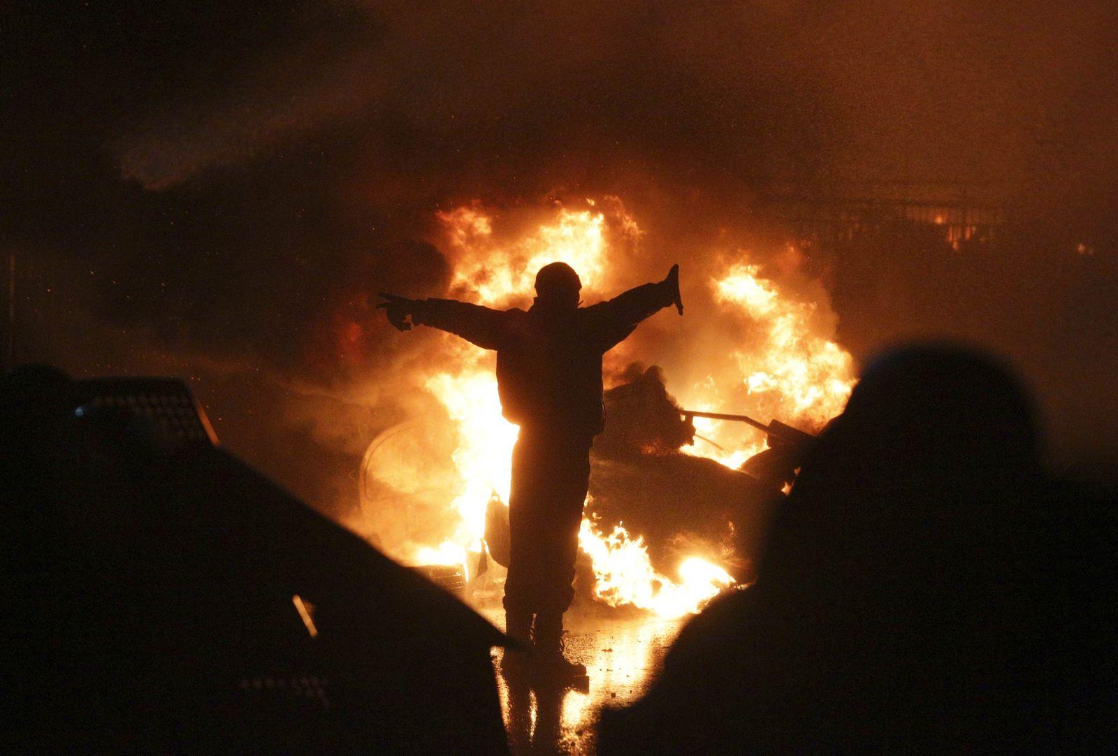 Ukraine Kiew Maidan