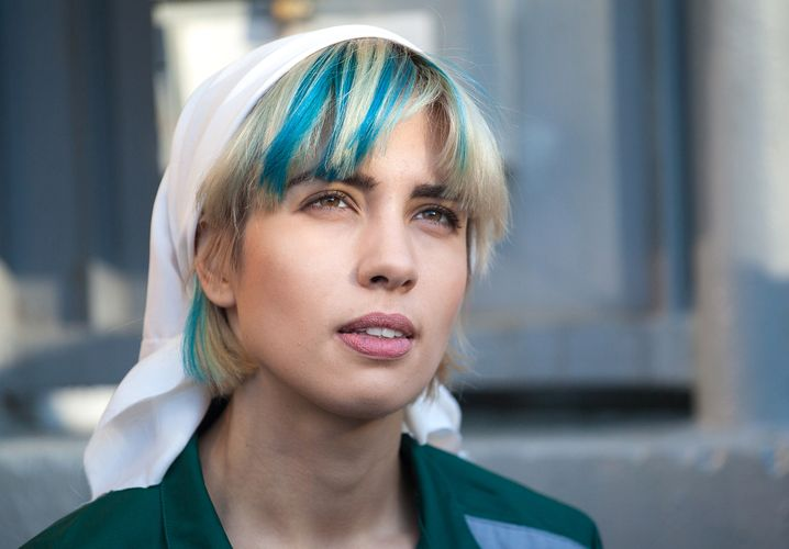 Tolokonnikowa in Moskau: Pop nach Folter
