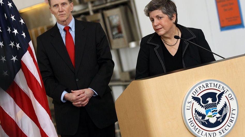US-Heimatschutzministerium: Die Behörde will analysieren, was Menschen im Netz schreiben