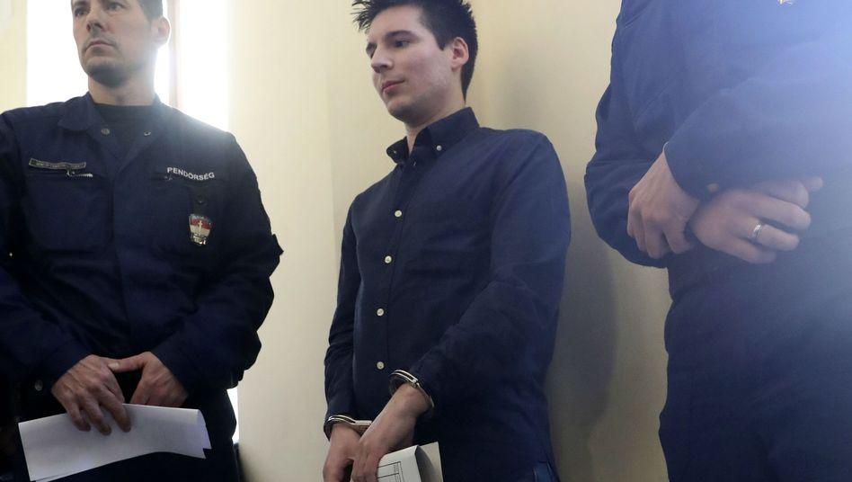 Rui Pinto wurde in Budapest verhaftet und an Portugal ausgeliefert