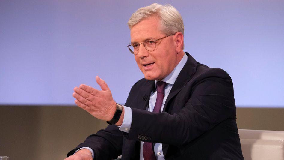 Norbert Röttgen: »Wenn wir uns nicht erneuern, werden wir den Weg der SPD gehen!«