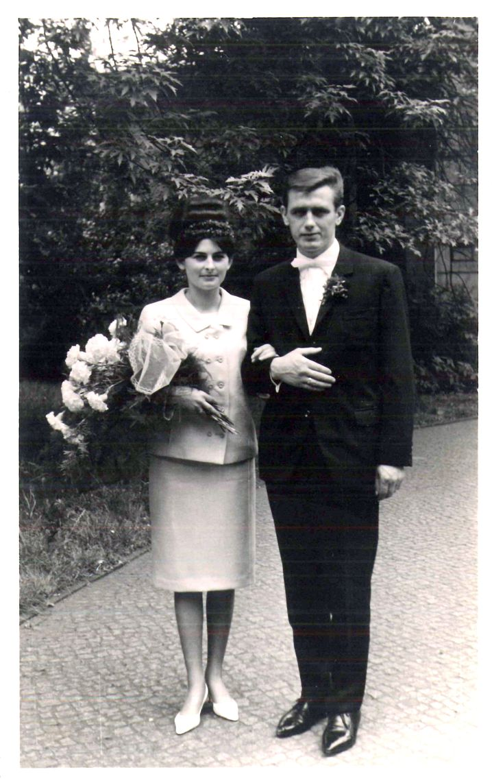 Erfolgreiches Paar: Siegfried und Annelies Kath