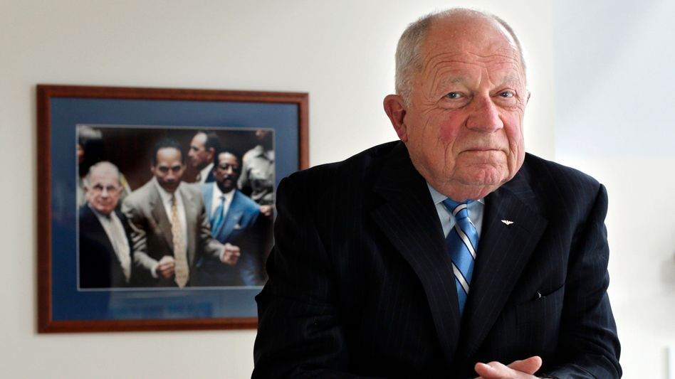 Anwalt F. Lee Bailey (Archivfoto 2014)