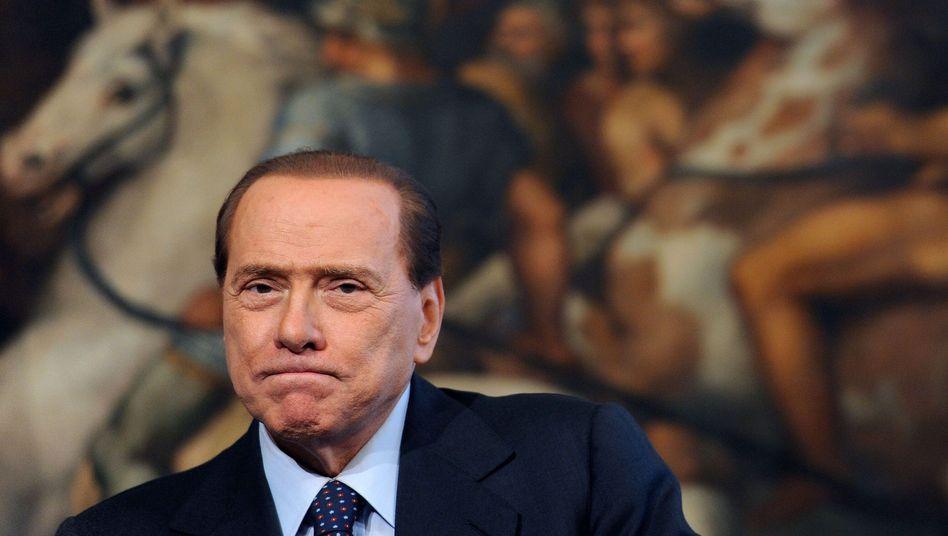 Italiens Regierungschef: Berlusconi muss wegen Sex-Affäre vor Gericht
