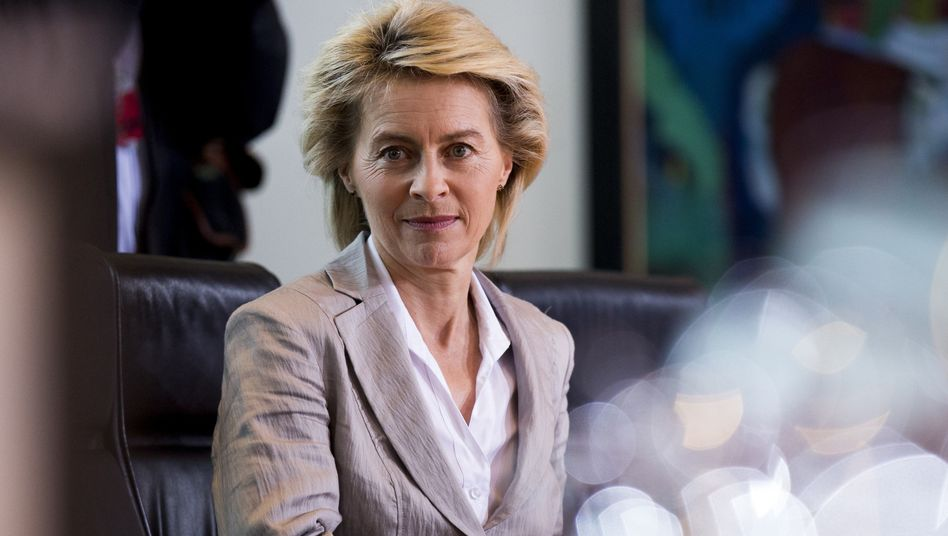 Verteidigungsministerin von der Leyen: Im Grundbetrieb wollen sie Verlässlichkeit