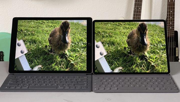 Schnell wie ein Notebook: Apples neues iPad Pro im Test