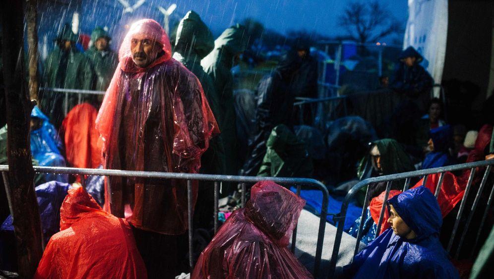 Photo Gallery: Merkel's Waterloo
