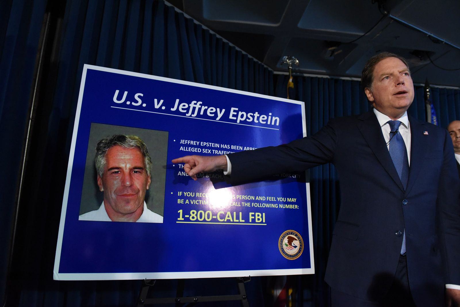 US-JEFFREY-EPSTEIN-APPEARS-IN-MANHATTAN-FEDERAL-COURT-ON-SEX-TRA