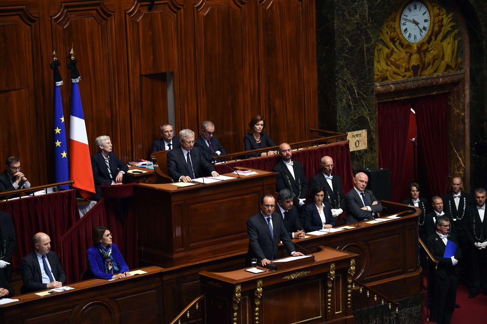 Hollande Parlament