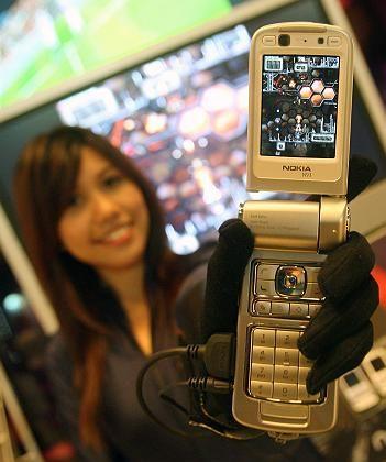 Nokia-Handy: Tausend Patente geklaut?