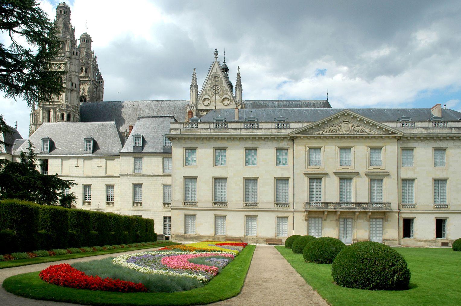 Stadt An Der Loire Rätsel