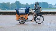 Studie sieht große Vorteile bei Lastenrädern