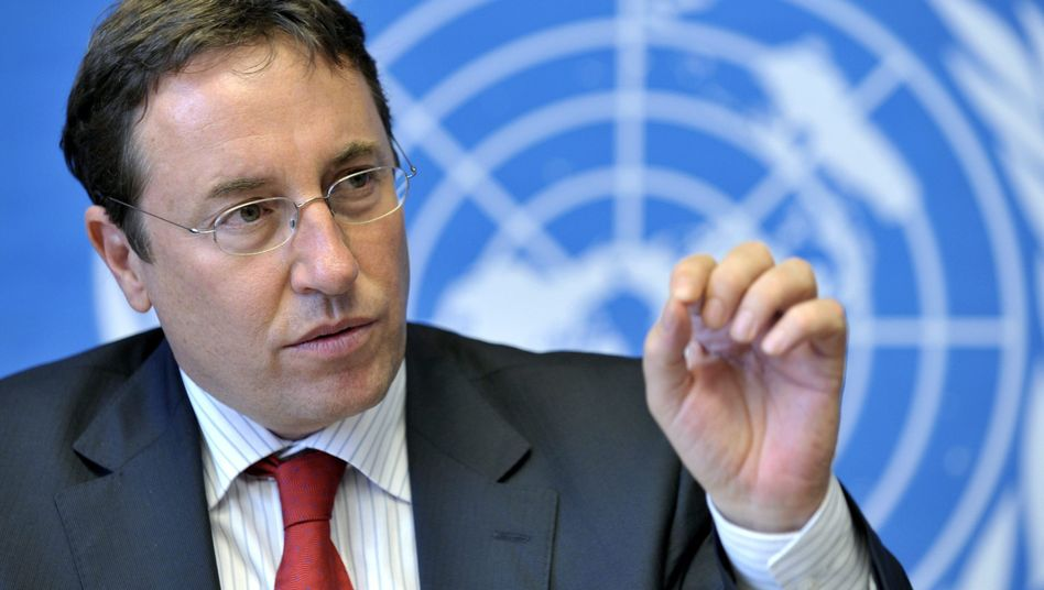 Achim Steiner, director of UNEP, calls on the EU to 'show greater conviction' in battling climate change.