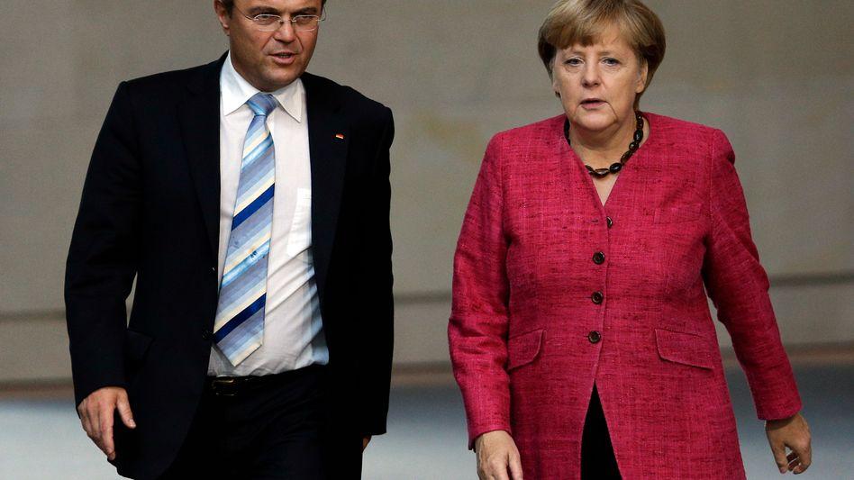 Kanzlerin Merkel, Minister Friedrich: Von nichts gewusst?