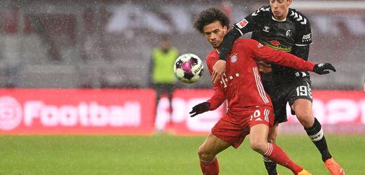 Leroy Sané vom FC Bayern München: Der Sprint ins Bayern-Herz