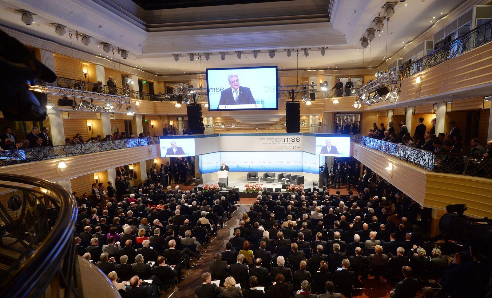 München / Sicherheitskonferenz