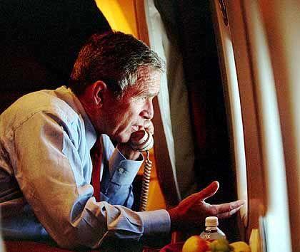 """Galtung: Bushs Wort vom """"Kreuzzug"""" war eine ausgemachte Dummheit"""