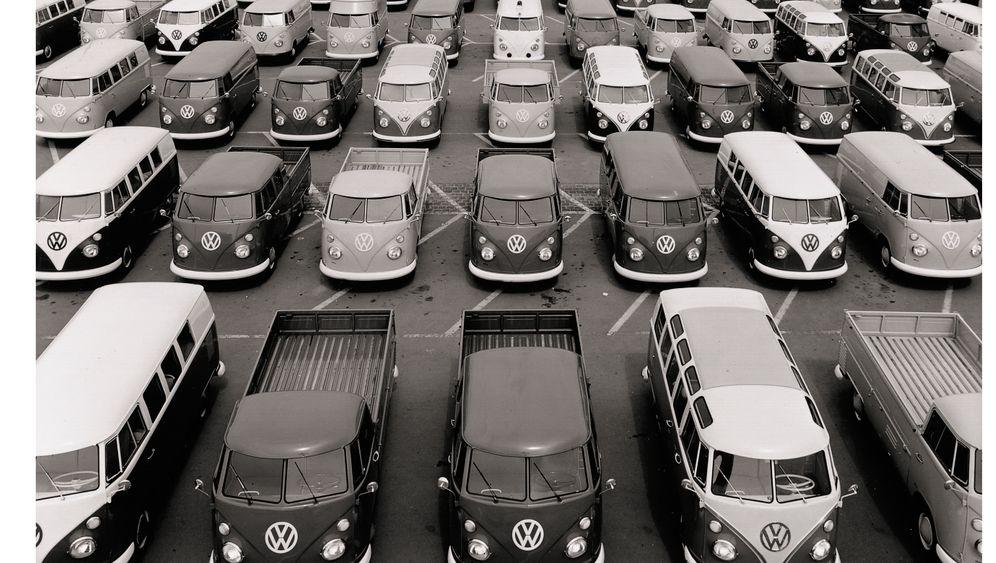 70 Jahre VW-Bulli