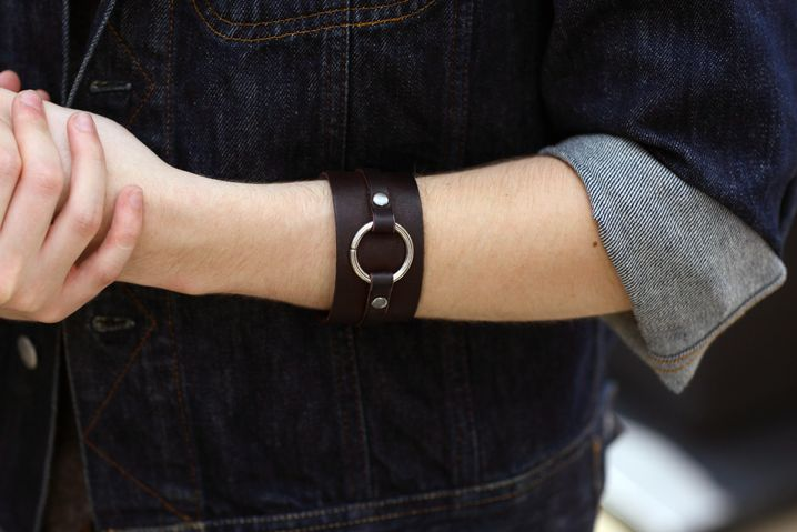Armband: Marktstand, 5 Pfund