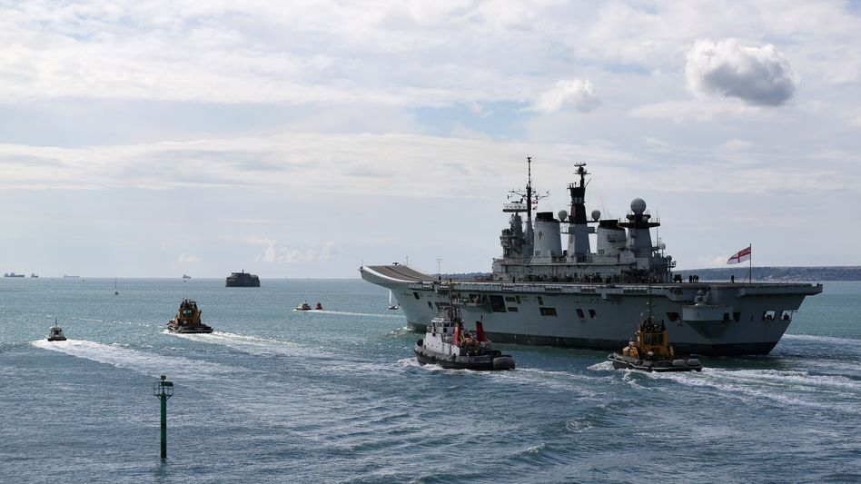The UK and the US are preparing for a possible military strike on Syria.