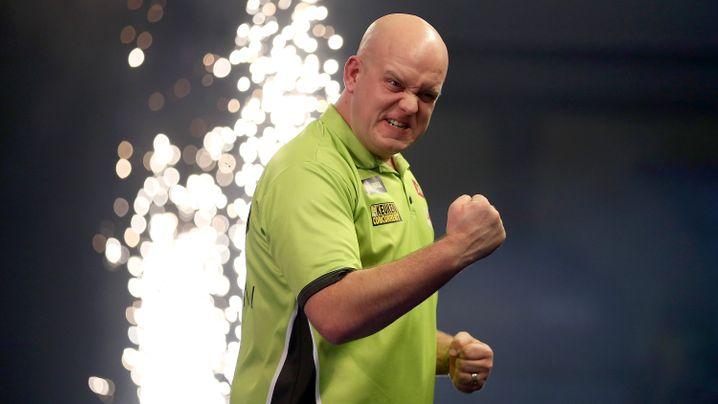 """Darts-WM-Vorschau: Wer kann """"Mighty Mike"""" bezwingen?"""