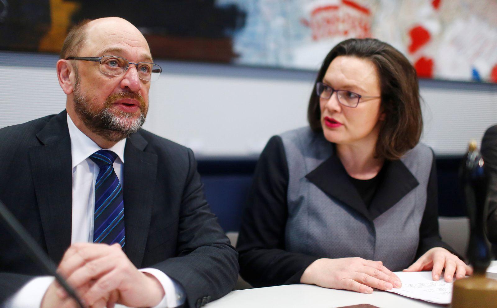 Schulz / Nahles
