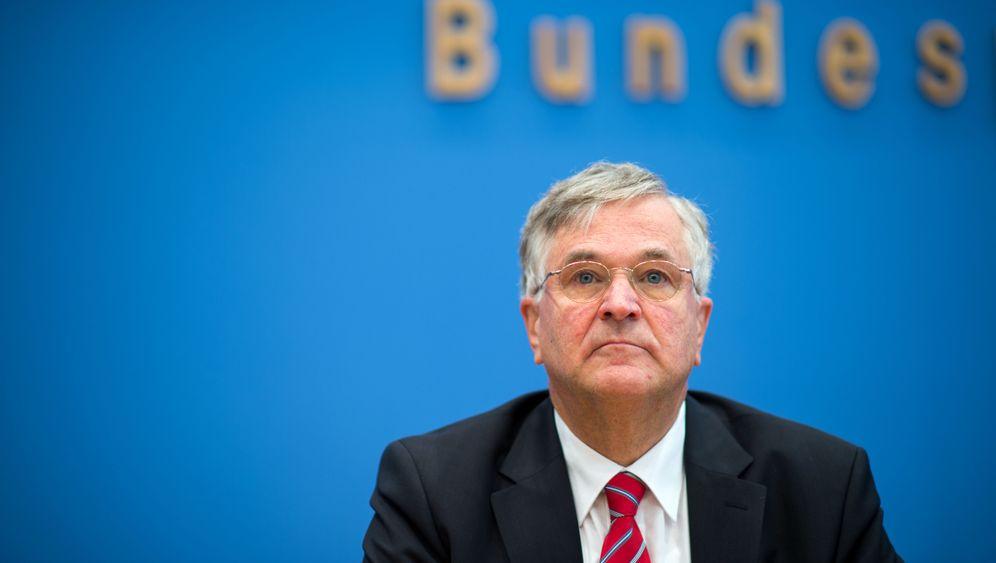 Peter Hintze: Pastor und CDU-Wahlkämpfer