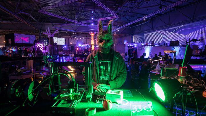 Der 34C3 in Bildern: Willkommen im Hacker-Wunderland