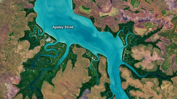 Satellitenbild der Woche: Schnappschüsse aus dem All