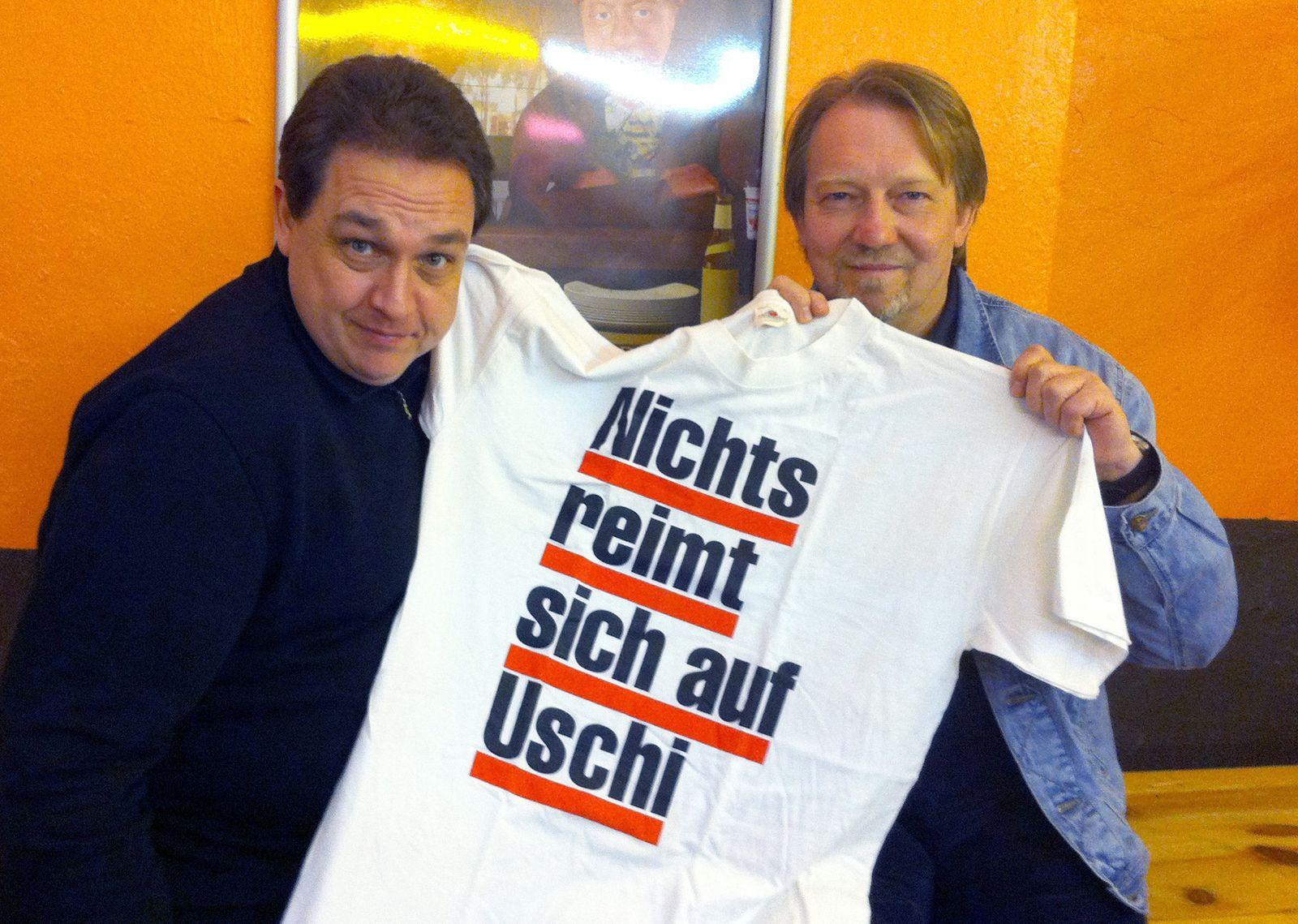 Die Sache mit Uschi/ T-Shirt