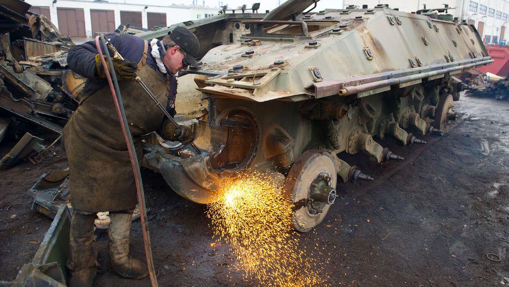 Rüstungsprojekte: Pleiten, Pech und Panzer