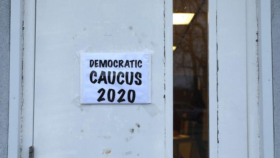 Kellogg in Iowa: Ergebnisse der Vorwahlen sollen noch am Dienstag veröffentlicht werden
